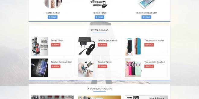 Malatya Telefoncu Web Sitesi